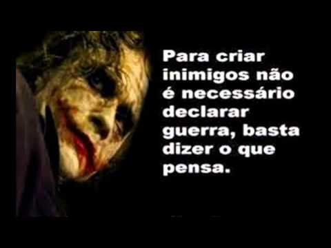 Coringa Frases By Eclectic Videos