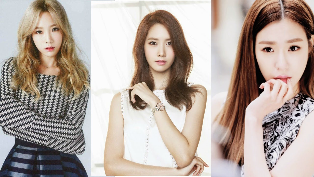 SNSD No Makeup Ranking 2016 HD
