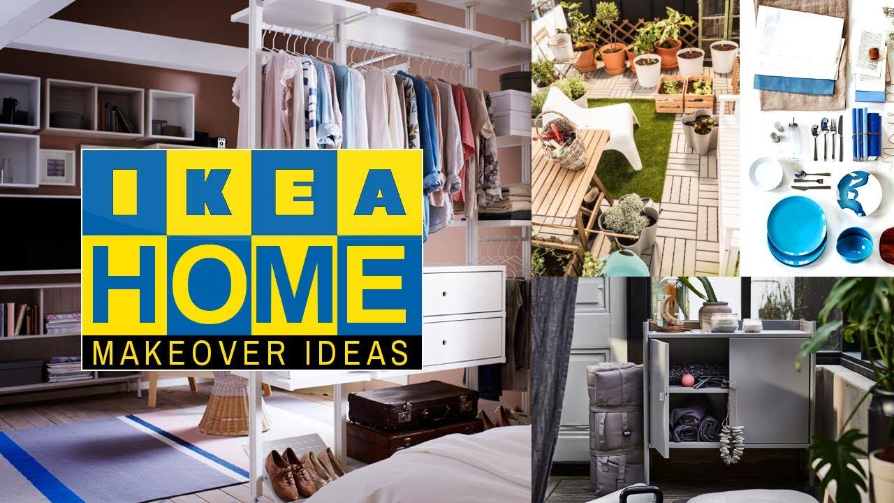 20 IKEA Home Makeover Ideas