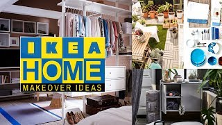 20 IKEA home makeover ideas