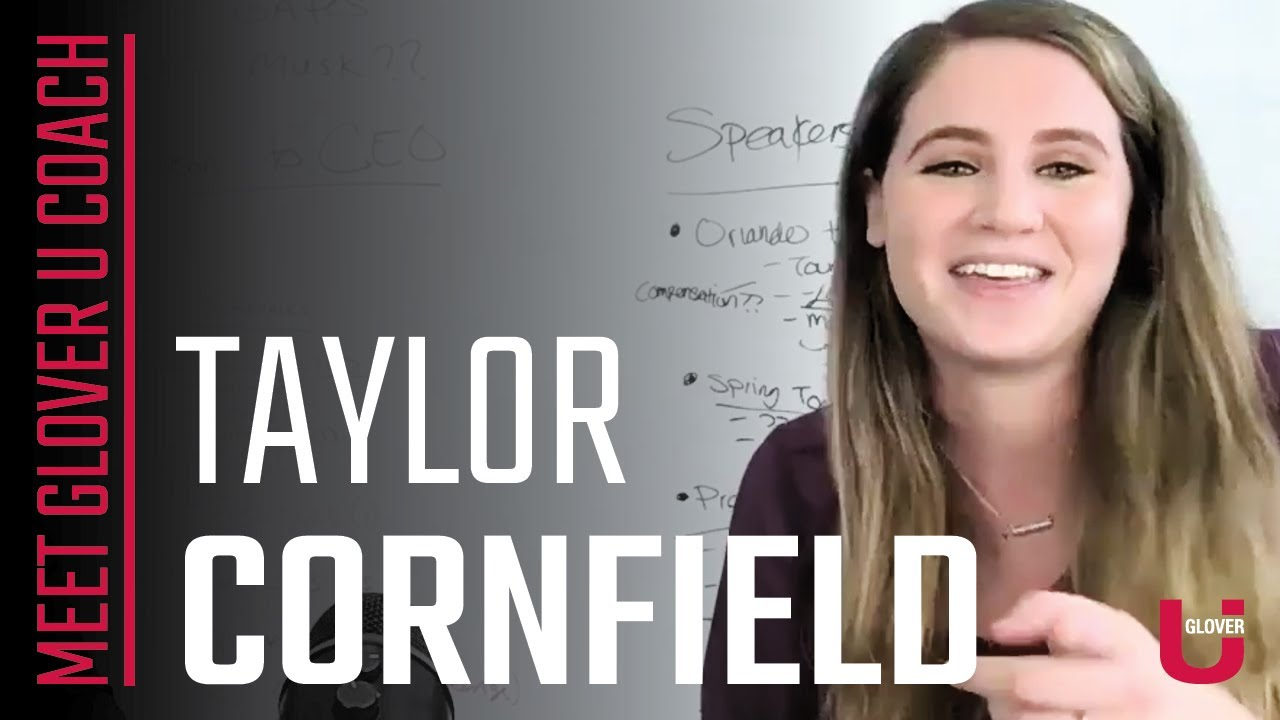 Glover U Coach: Taylor Cornfield