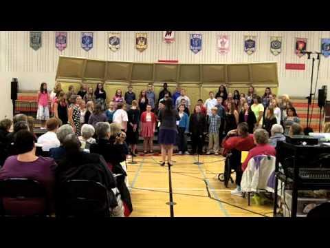 Marshall Middle School Choir - Amani