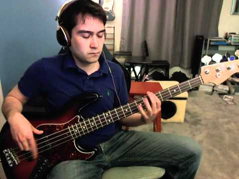 Interstate Love Song (Stone Temple Pilots) bass cover
