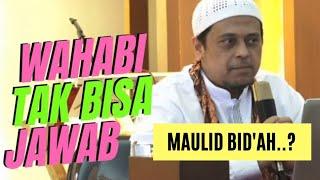 CERDASS WAHABI dibuat TERCENGANG oleh ustadz Haikal Hasan