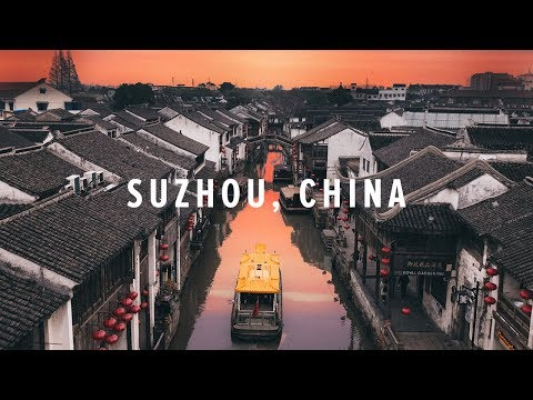 You have to visit Suzhou China