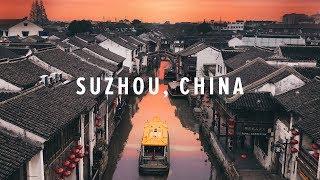 Visit Suzhou China