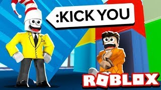 IF I FIND YOU, YOU GET KICKED (Roblox Jailbreak Hide and Seek)