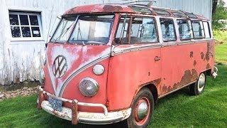 1963 23-Window VW Bus for Sale