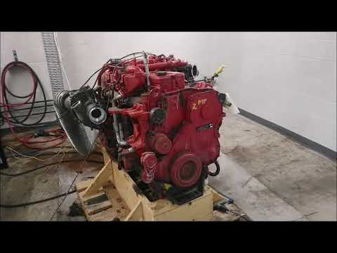 Repeat 2015 Cummins ISL9 Engine by Frontier Truck Parts