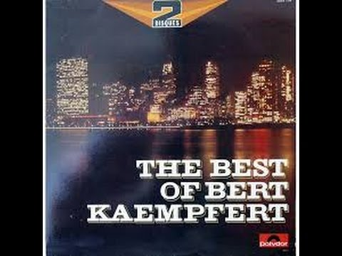 BERT KAEMPFERT 25 GOLDEN HITS.
