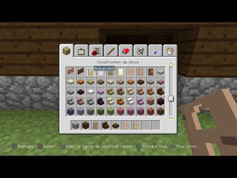 Minecraft comment faire une belle maison part 2