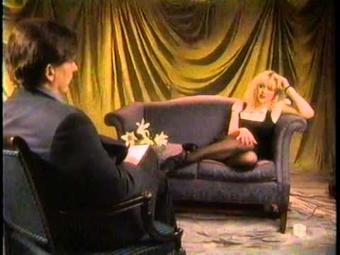 Courtney Love - The Hole Story - Interview From 9/94 Aired  4/95 ( Pt.1)