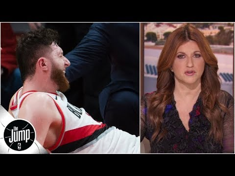 Jusuf Nurkic's injury shows that everything can change in an instant | The Jump thumbnail