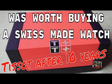 😂 Was It Worth To Buy A Swiss Made Watch Under 300$? Tissot PR Watch After 10 Years 🍎
