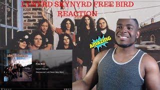 FIRST TIME HEARING LYNYRD SKYNYRD (FREE BIRD) REACTION