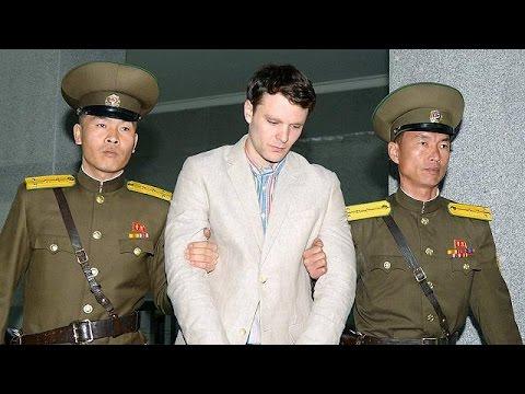 Student Nordkorea