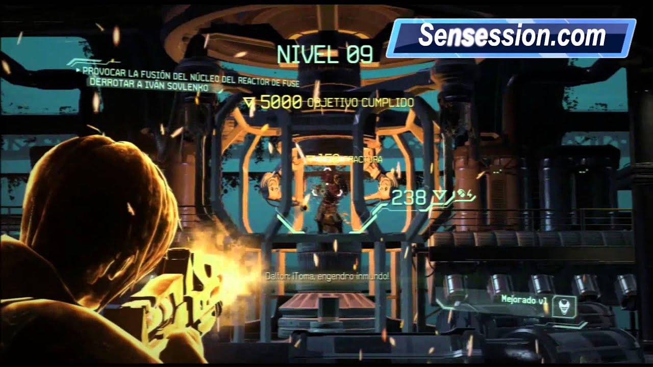 FUSE - Análisis Sensession Juego Fuse Xbox on online xbox 360, jugar xbox 360, home xbox 360, games xbox 360, spider-man 1 xbox 360, spiderman friend or foe xbox 360,