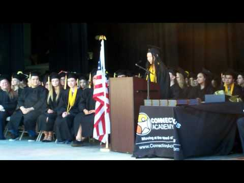 Graduation Speech | Nevada Connections Academy 2017
