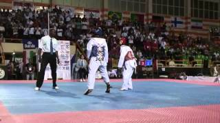 Repeat youtube video Ahmad Abu Ghaush Vs. Kor R2 (Final)