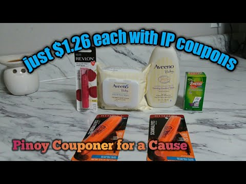 Walmart haul,using just IP COUPONS, Sept 7 2018