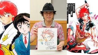 Nuevos mangas de Rumiko Takahashi (Inuyasha)  Shinobu Ohtaka (Magi) y Hiro Mashima