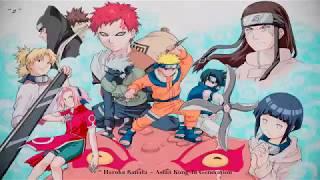 Naruto Opening 2 [ Haruka Kanata ~ Asian Kung-fu Generation ] Full Version 320kbps Ost. Eps 26-53