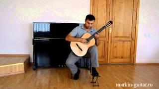 Вибрато на классической гитаре. Техника исполнения.Урок № 10