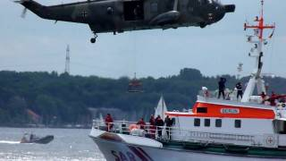 Westland Sea King SAR Demo Teil 1