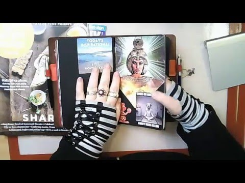 Witchy Wednesday LIVE [REPLAY] Book of Shadows Journal Process
