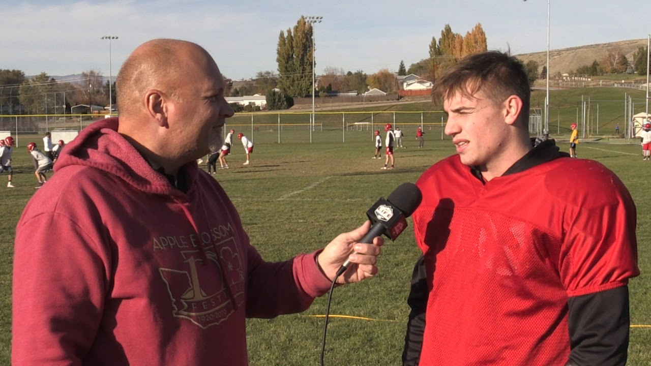 Eastmont Linebacker Jeremy Gregerson is Focusing on Moses Lake 2019-10-31