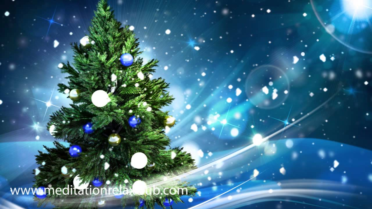 Christmas Sleep Music - Relaxing Winter Sounds, Traditional Songs ...