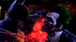 Batman Arkham Origins Wii U Trailer