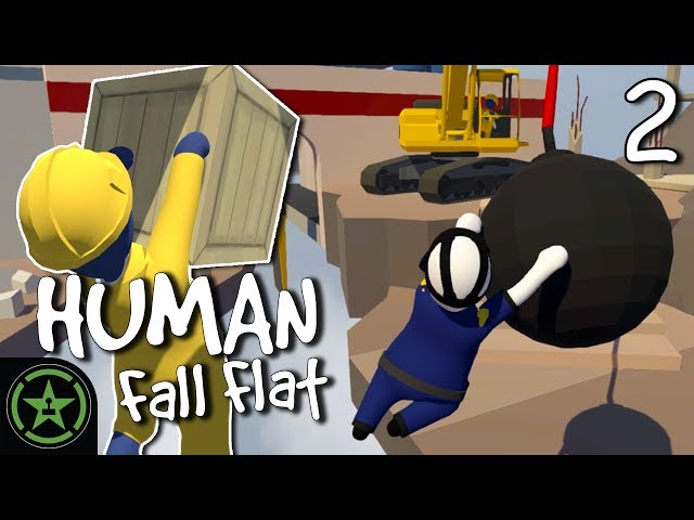 Human Fall Flat Part 2 - Play Pals