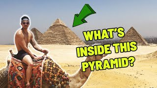 24 Hours in Cairo, Egypt | Search for The Mummy | Ultimate Carb Bowl | Edible Pigeon Bones