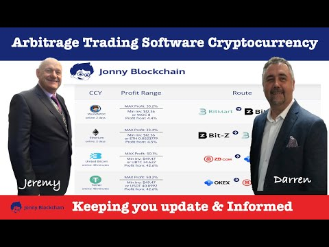 Arbitrage Trading Software Cryptocurrency