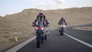 Multistrada 1260 Enduro Beyond Boundaries