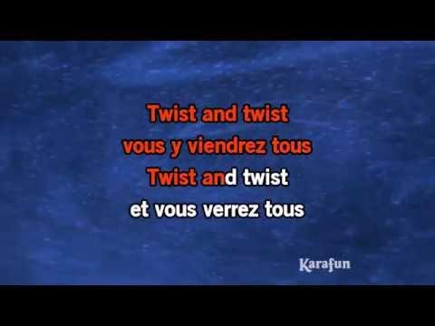 Karaoké La leçon de twist - Les chaussettes noires *
