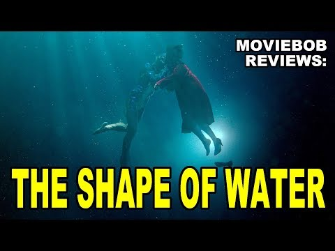 MovieBob Review: THE SHAPE OF WATER (2017)