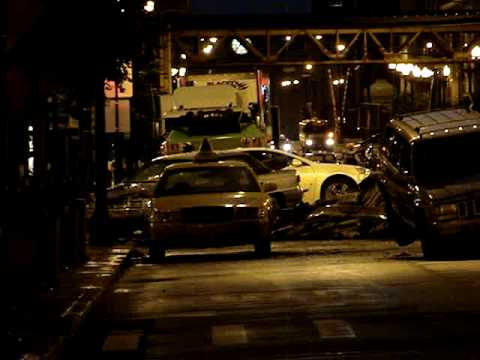 Transformers 3 Filming in Chicago (pt 5)