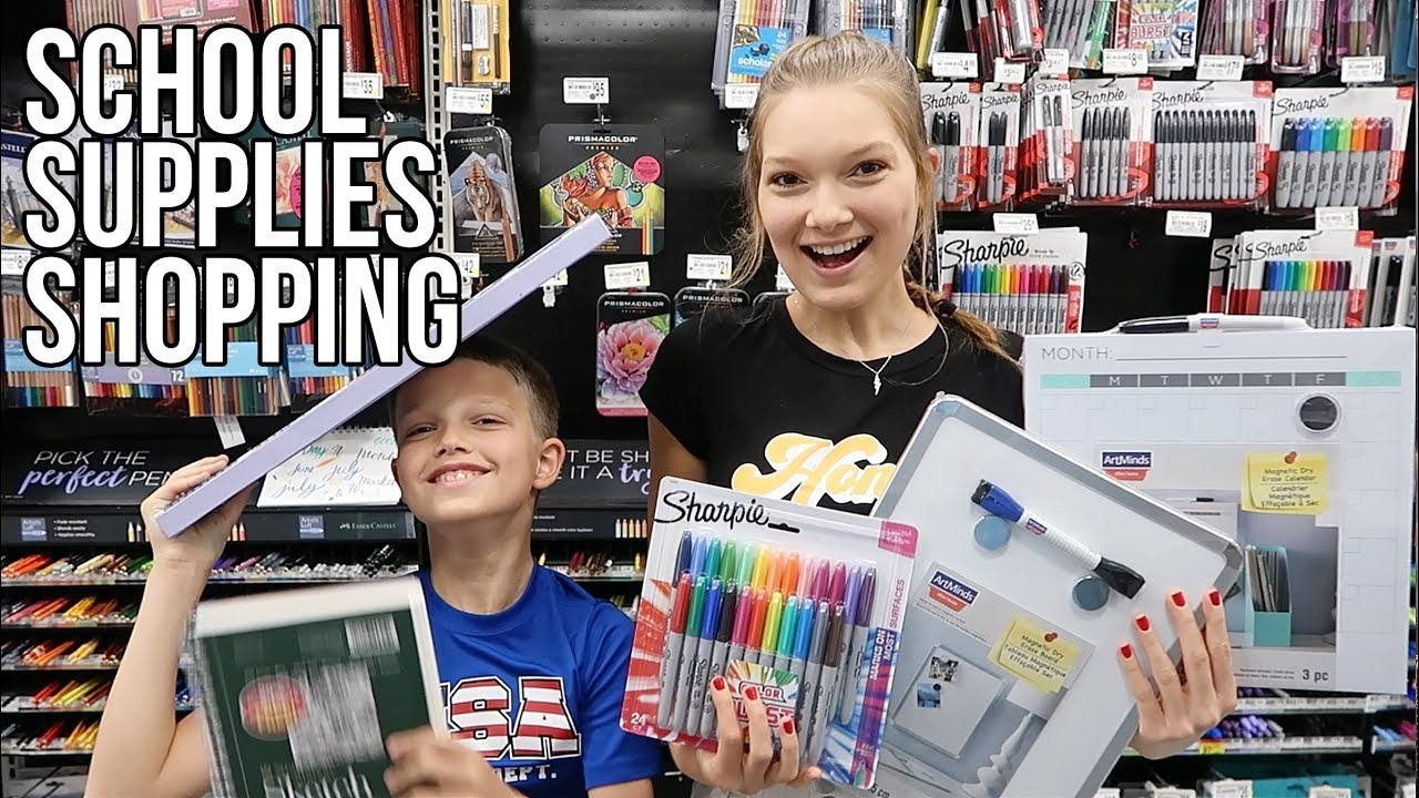 5c0c50fd506c BACK TO SCHOOL SHOPPING VLOG 2019 – Shopping time