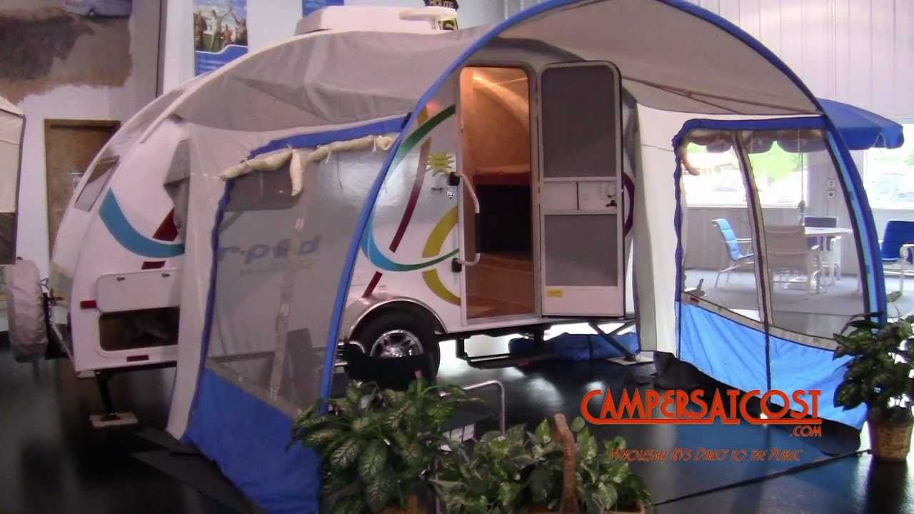 2011 Forest River R Pod 172 Wholesale Rv Sales Youtube