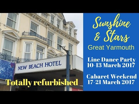 New Beach Hotel, Gt Yarmouth