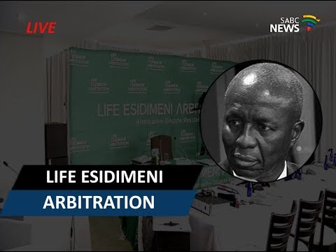 Life Esidimeni arbitration hearings, 20 November 2017 Part 2
