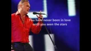 Morrissey- First of the gang to die lyrics