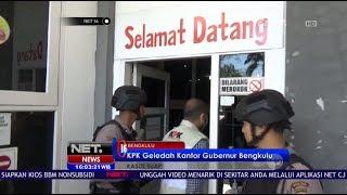 Download lagu KPK Geledah Kantor Gubernur Bengkulu Net 16 MP3