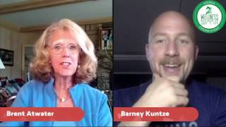 347 Brent Atwater Animal spirit Medium & Pet psychic with Barney Kuntze w Q & A Afterlife Si