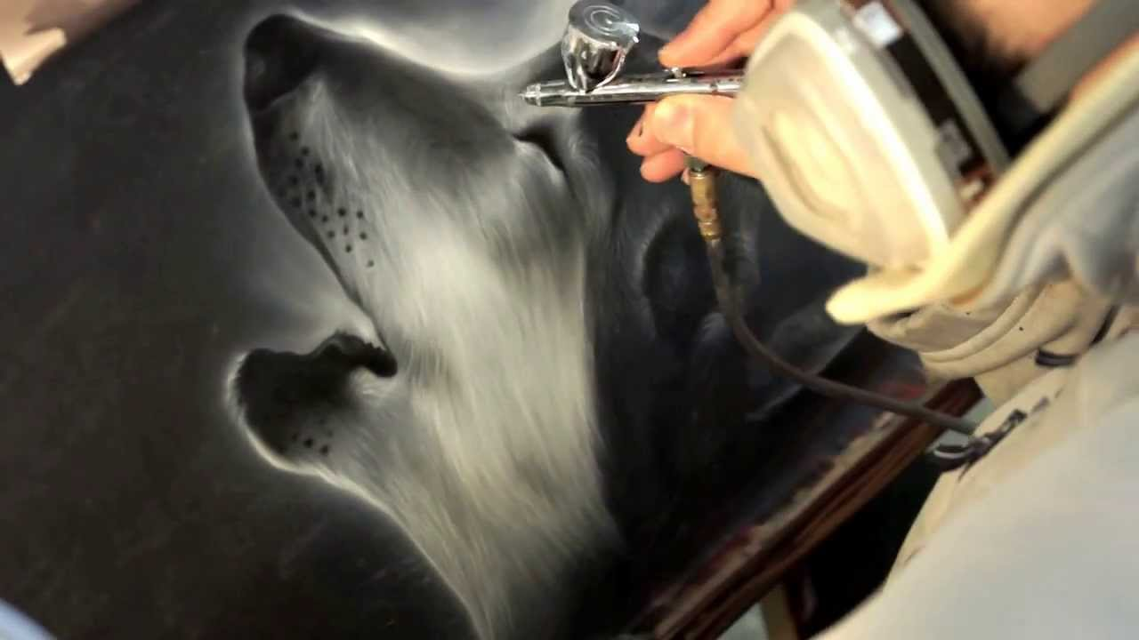 Auto Airbrush Paint Uk