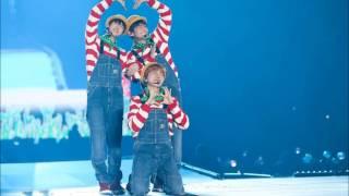 Bts V Jin J Hope Fire Boy In Luv Dope Cute Ver Audio 3rd