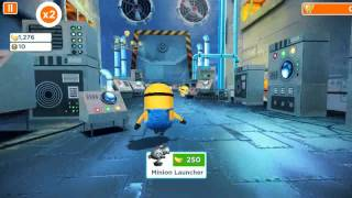 Despicable Me - Minion Rush Game On Windows 8.1 PC [HD]
