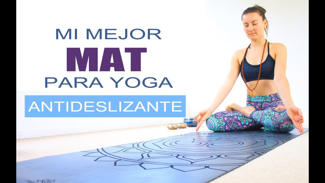 El Mejor Mat Para Hacer Yoga Tapete Testeado Con Agua